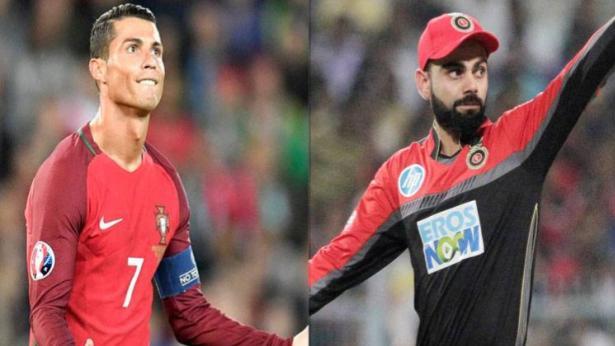 IPL 2018: ब्रावो को विराट कोहली में दिखता है क्रिस्टियानो रोनाल्डो
