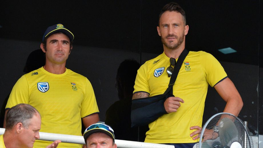 Faf du Plessis recovered from shoulder injury | Getty Images