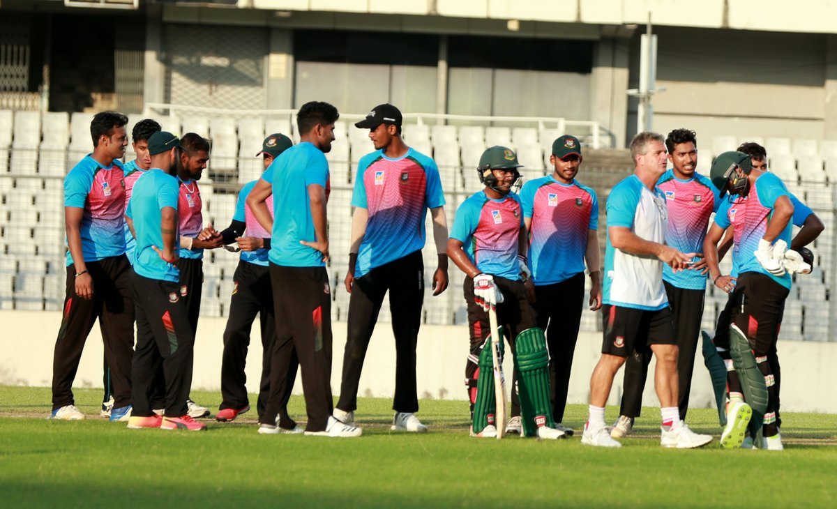 Bangladesh started preparation for Asia Cup 2018 | BCB Twitter