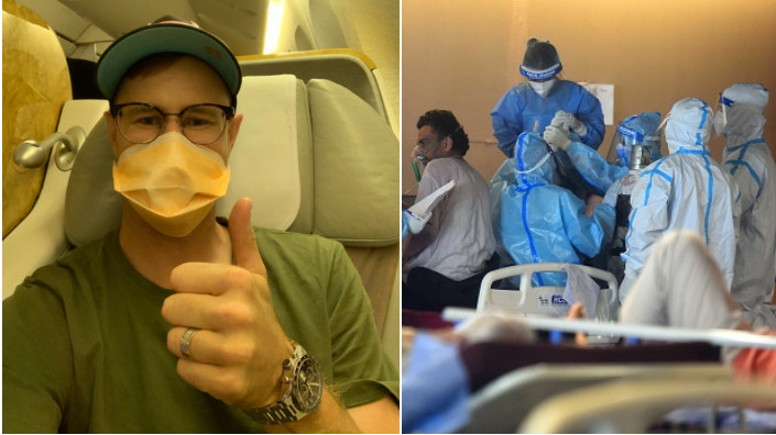 IPL 2021: CSK pacer Jason Behrendorff donates to the UNICEF project for India's COVID-19 crisis