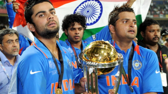 Watch: Virat Kohli recalls how he went emotionless after 2011 World Cup triumph
