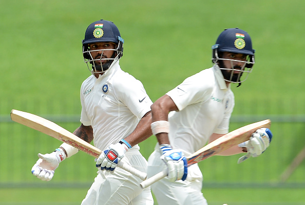 Shikhar Dhawan and KL Rahul have failed miserably in the England Test series | Getty