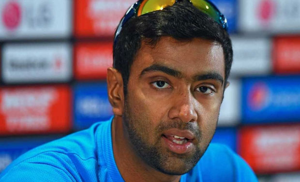 Ravichandran Ashwin takes a dig at Herschelle Gibbs' tainted past