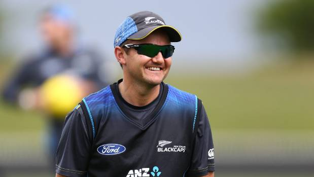 Mike Hesson was outstanding as head coach of New Zealand. (NZC)