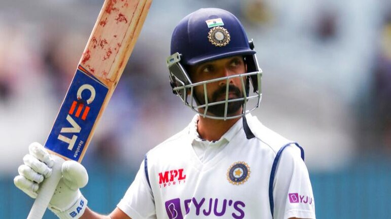 Ajinkya Rahane is India's highest run-getter in ICC WTC with 1095 runs in 17 matches | Getty