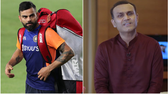 Virender Sehwag recalls the England tour which made Virat Kohli obsessed with fitness