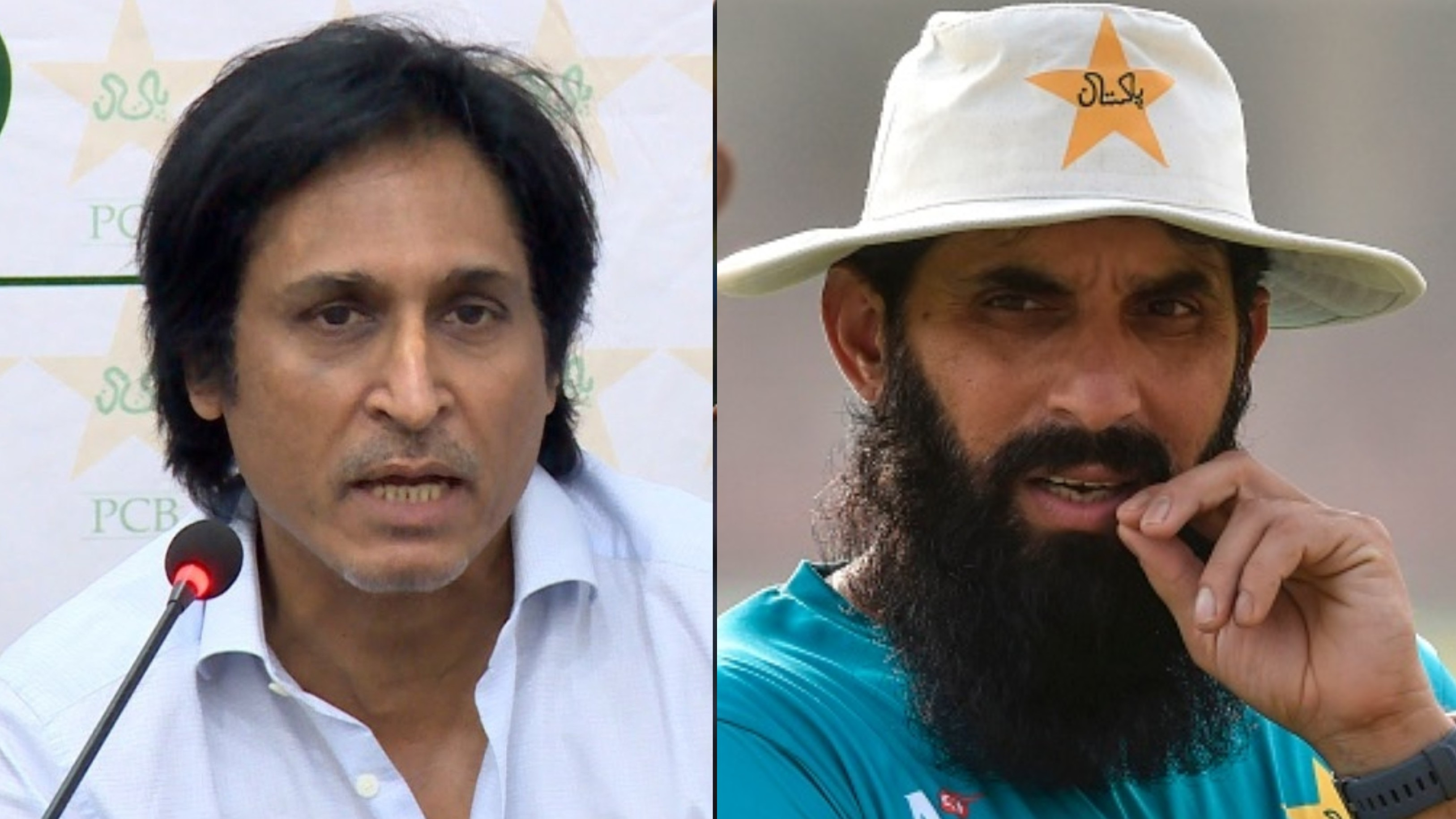 PAK v SL 2019: Misbah-ul-Haq overburdened by PCB, says Ramiz Raja after T20I series defeat