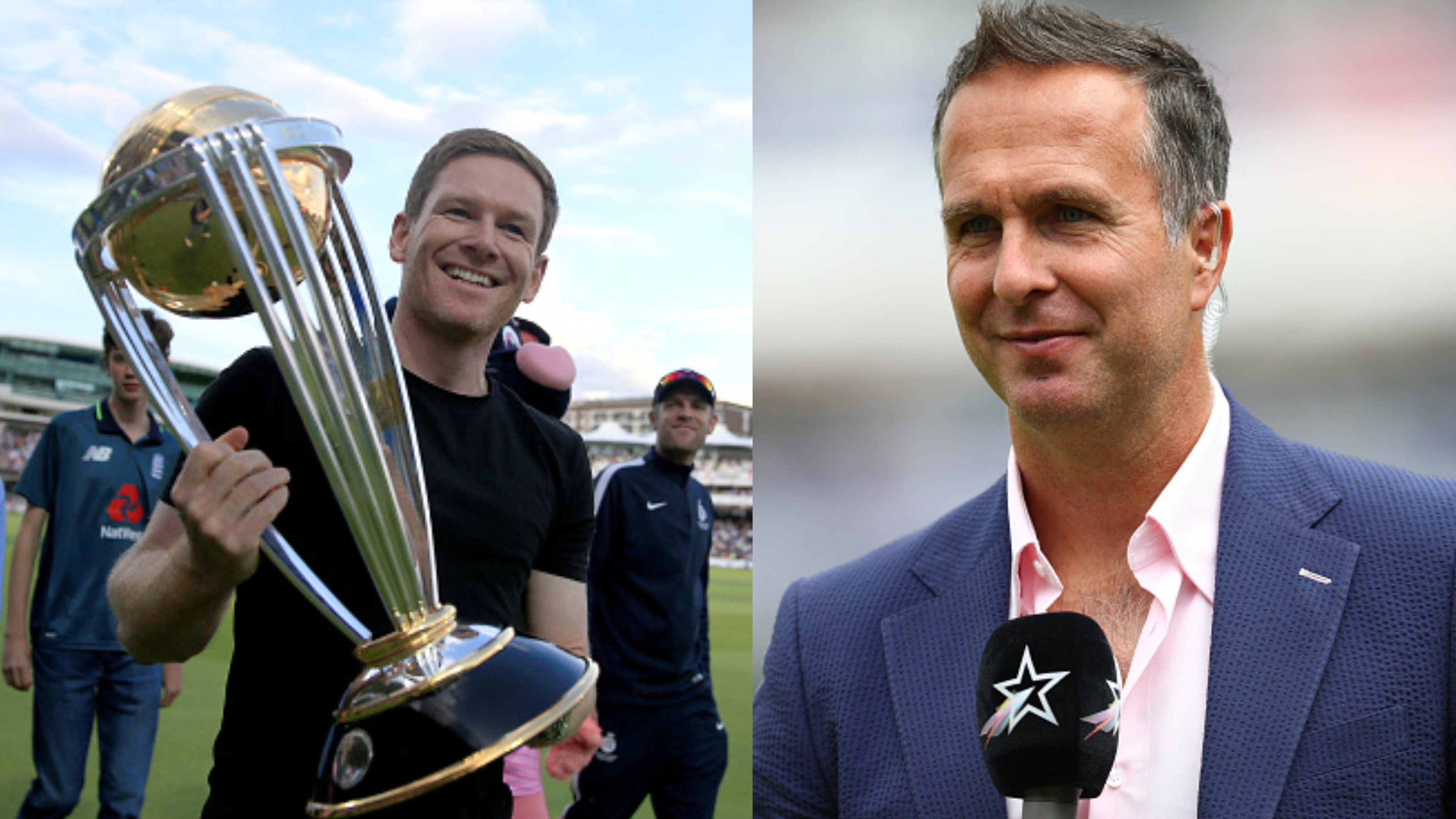 Michael Vaughan backs England to lift the ICC World Cup in 2047