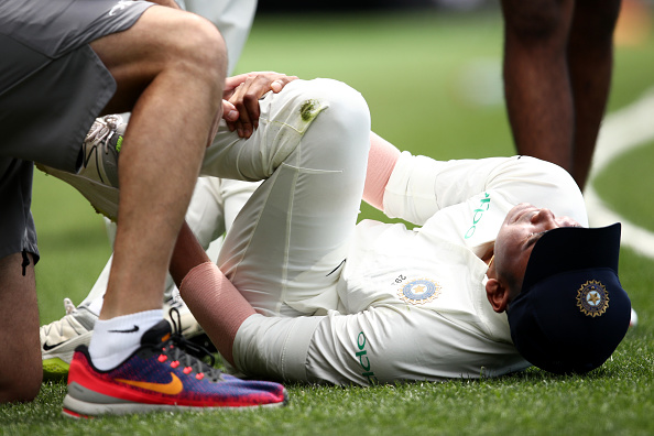 Prithvi Shaw picked up an ankle injury during warm-up match in Sydney | Getty Images