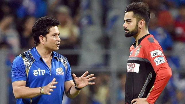 Virat Kohli and other players around the cricket world support Sachin Tendulkar's take on two new balls in ODIs