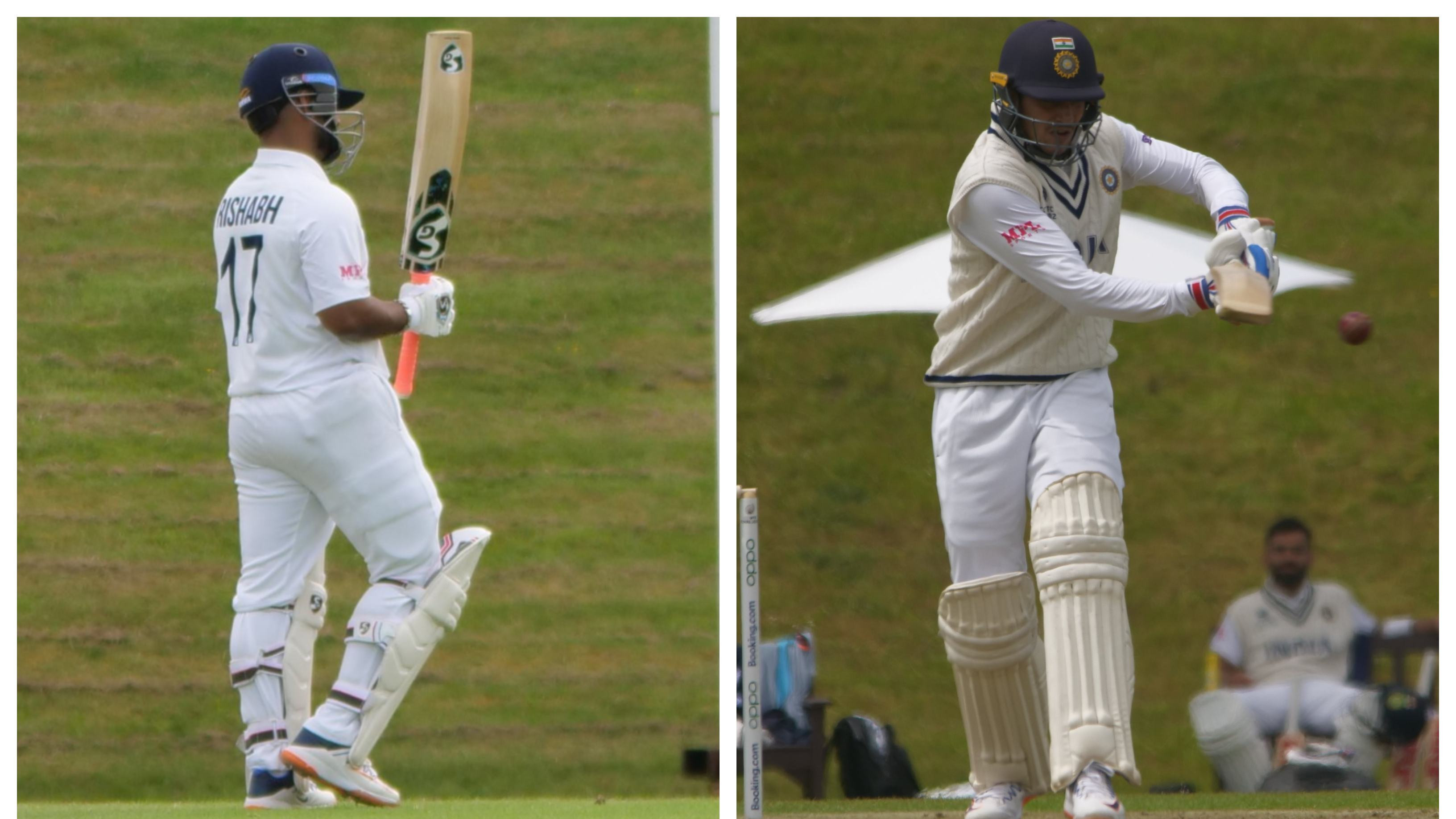 WTC 2021 Final: Rishabh Pant, Shubman Gill shine in intra-squad match on Day 2, BCCI shares update