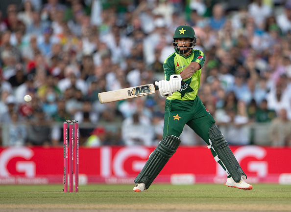 Hassan Ali batted during England series | Getty Images