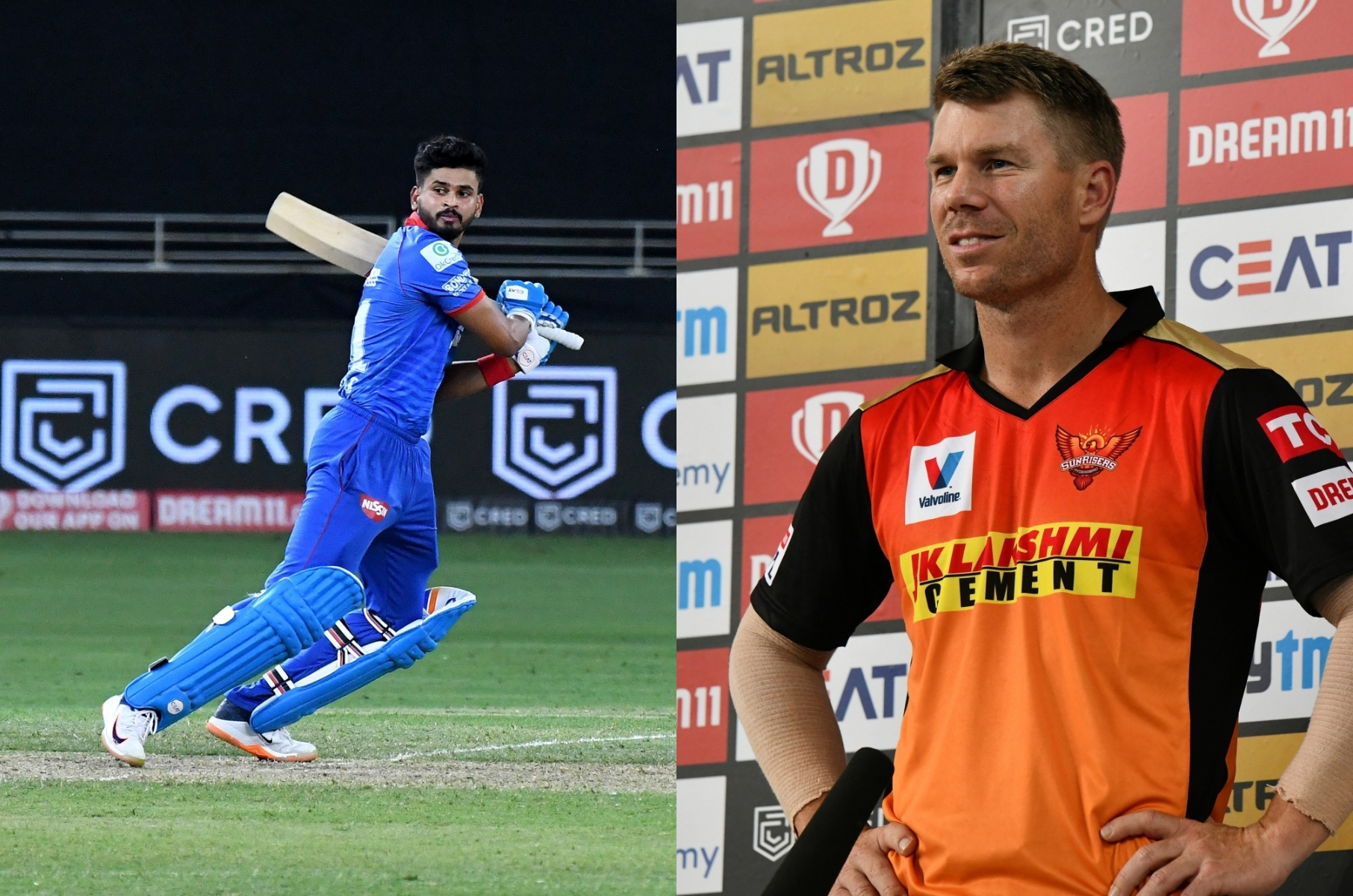 SRH is looking for their first win in IPL 2020, while DC are undefeated so far