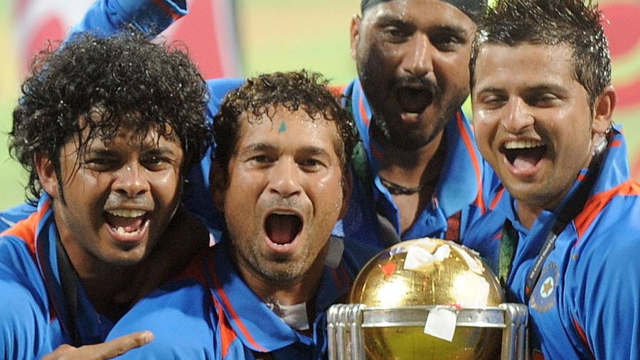 WATCH: When Sachin Tendulkar's kind gesture made Sreesanth cry