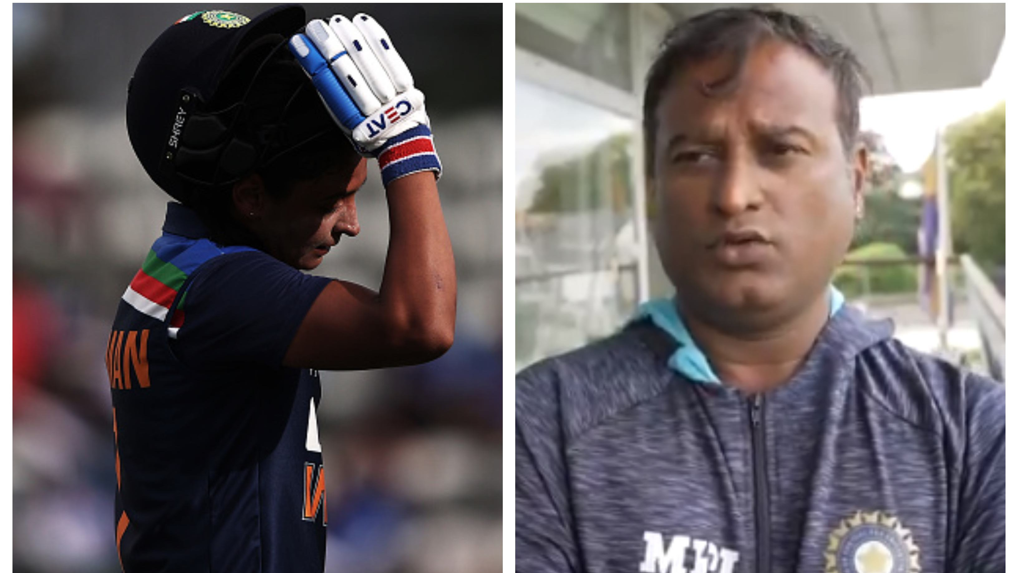ENGW v INDW 2021: 'Batting has to be up if we are aiming at World cup', Ramesh Powar after ODI series loss