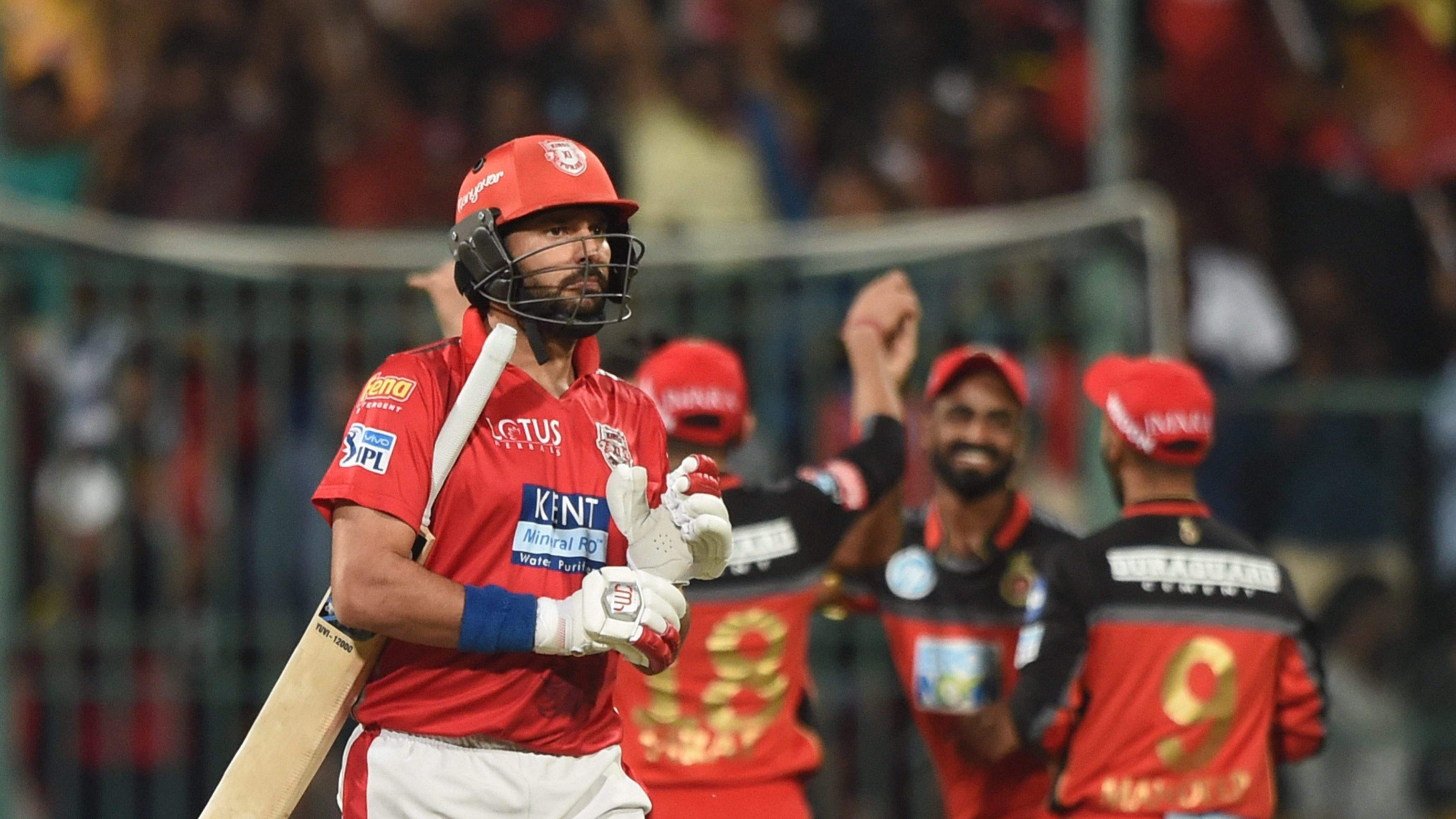 IPL 2018: Ajit Agarkar thinks it's time for KXIP to take a call on Yuvraj Singh