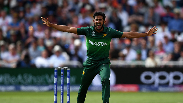 SA v PAK 2021: Hasan Ali clears two COVID-19 tests; to join Pakistan training camp in Lahore
