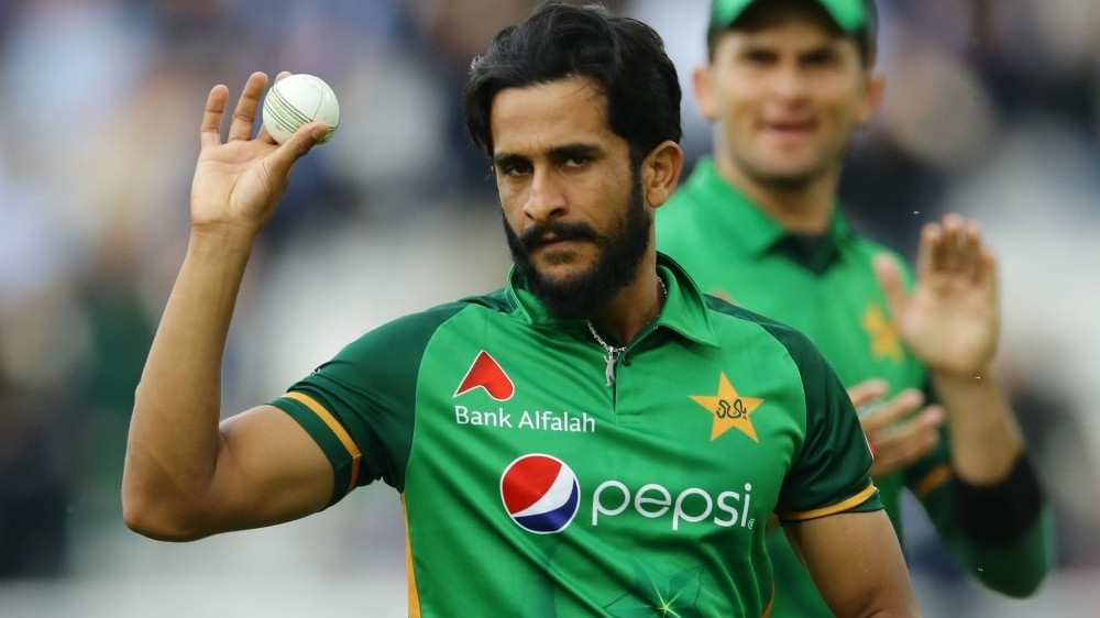 ENG v PAK 2021: Hassan Ali rested for first T20I against England after picking up a leg strain