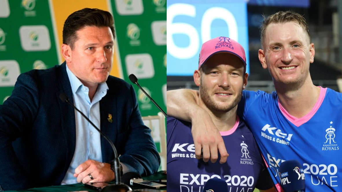 IPL 2021: We are ready to help, but it's in players' hands to make a choice- Graeme Smith