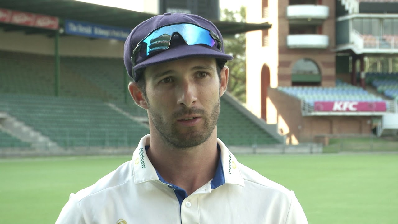Pieter Malan to make Test debut in Johannesburg | You Tube