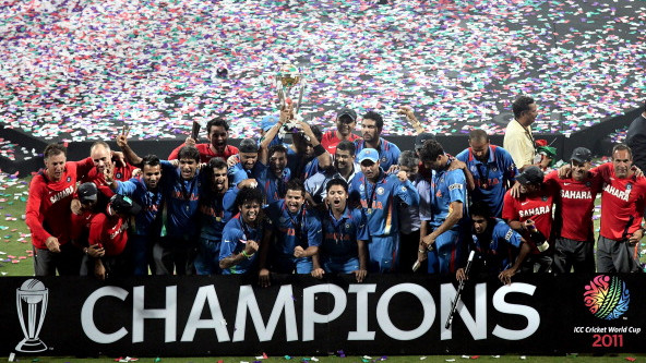 India's 2011 World Cup winners tweet on 10th anniversary of historic triumph
