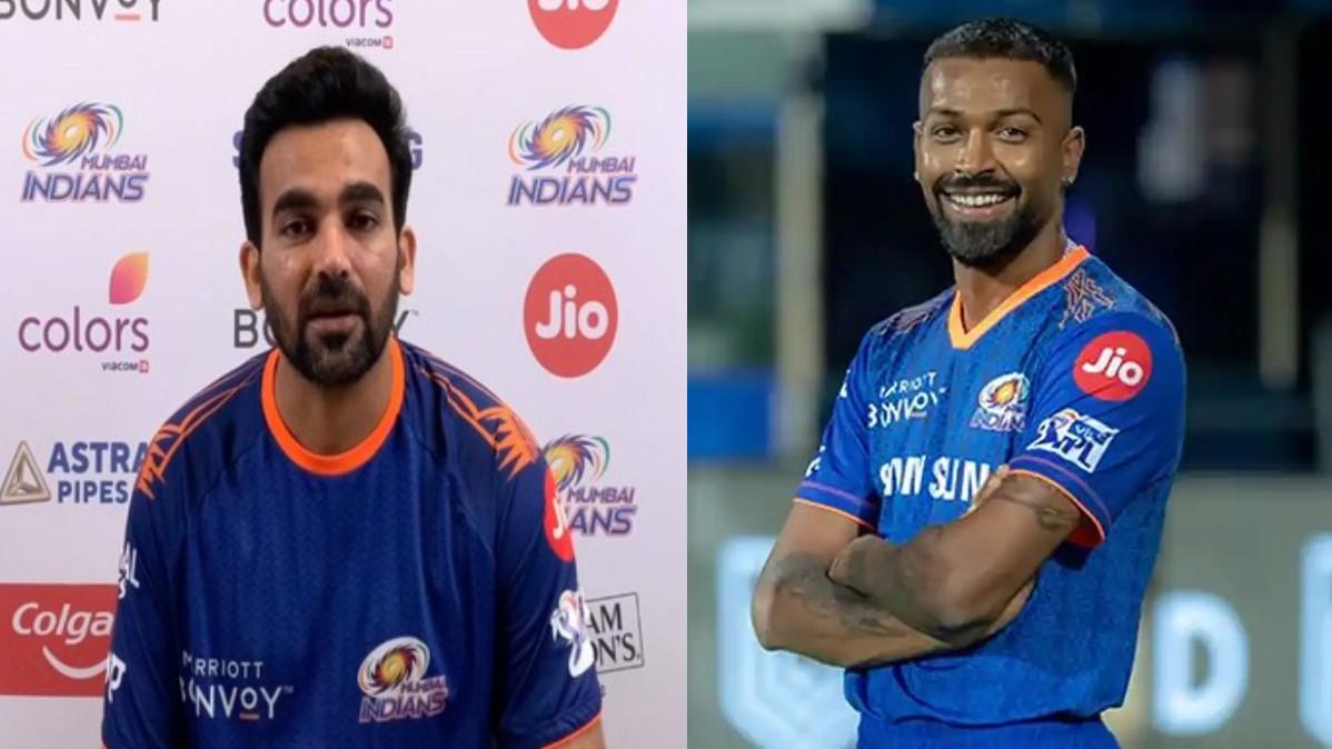 IPL 2021: Hardik Pandya has started training, hoping he is fit for RCB clash: Zaheer Khan