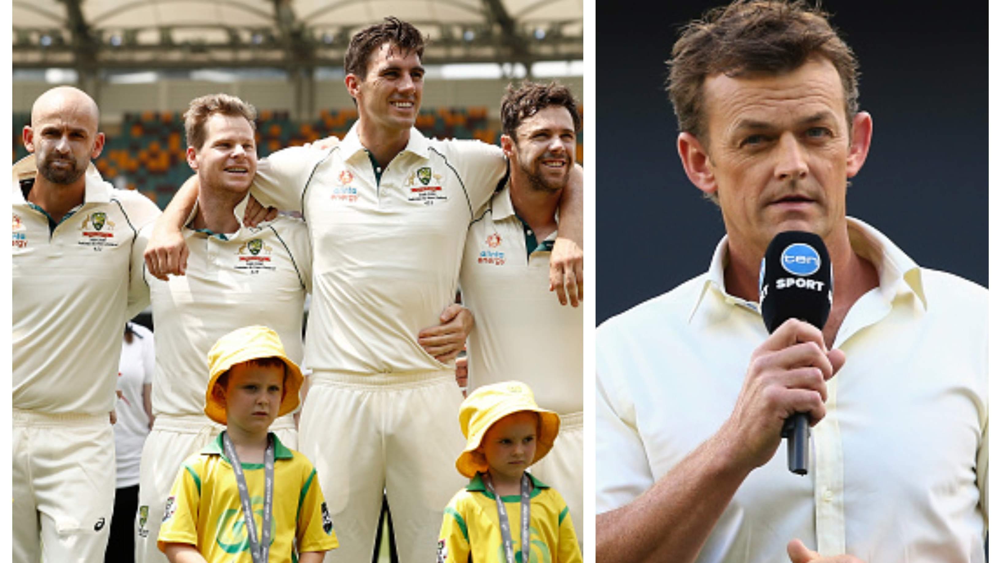 Adam Gilchrist names his pick for next Australia captain