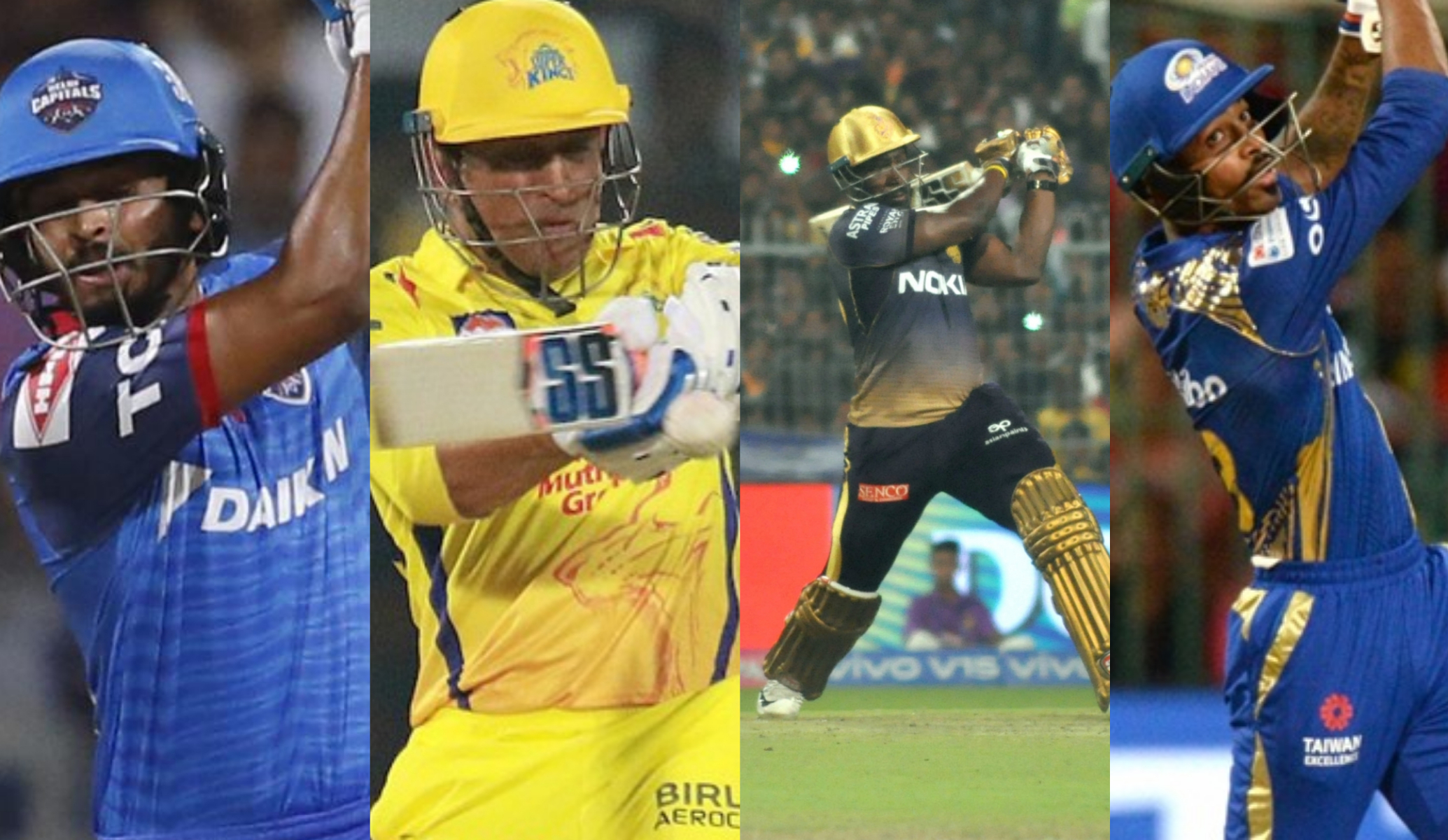 Iyer, Dhoni, Russell and Hardik form the middle order of the COC IPL XI | IANS