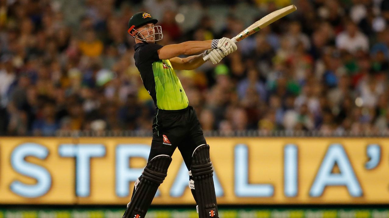 AUS v SA 2018: Chris Lynn determined to prove a point in the solitary T20I