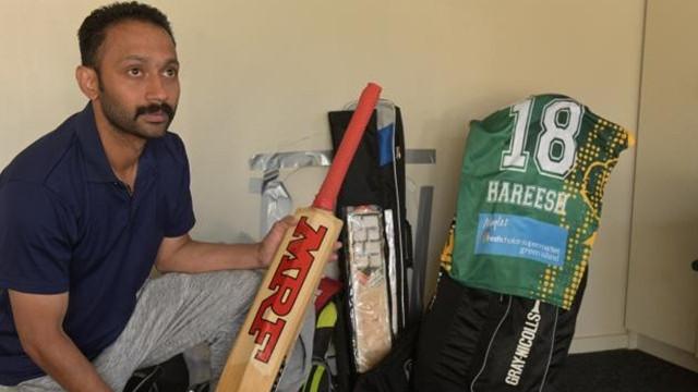 भारतीय मूल के क्रिकेटर हरीश गंगाधरन का न्यूजीलैंड में मैदान पर हुआ निधन