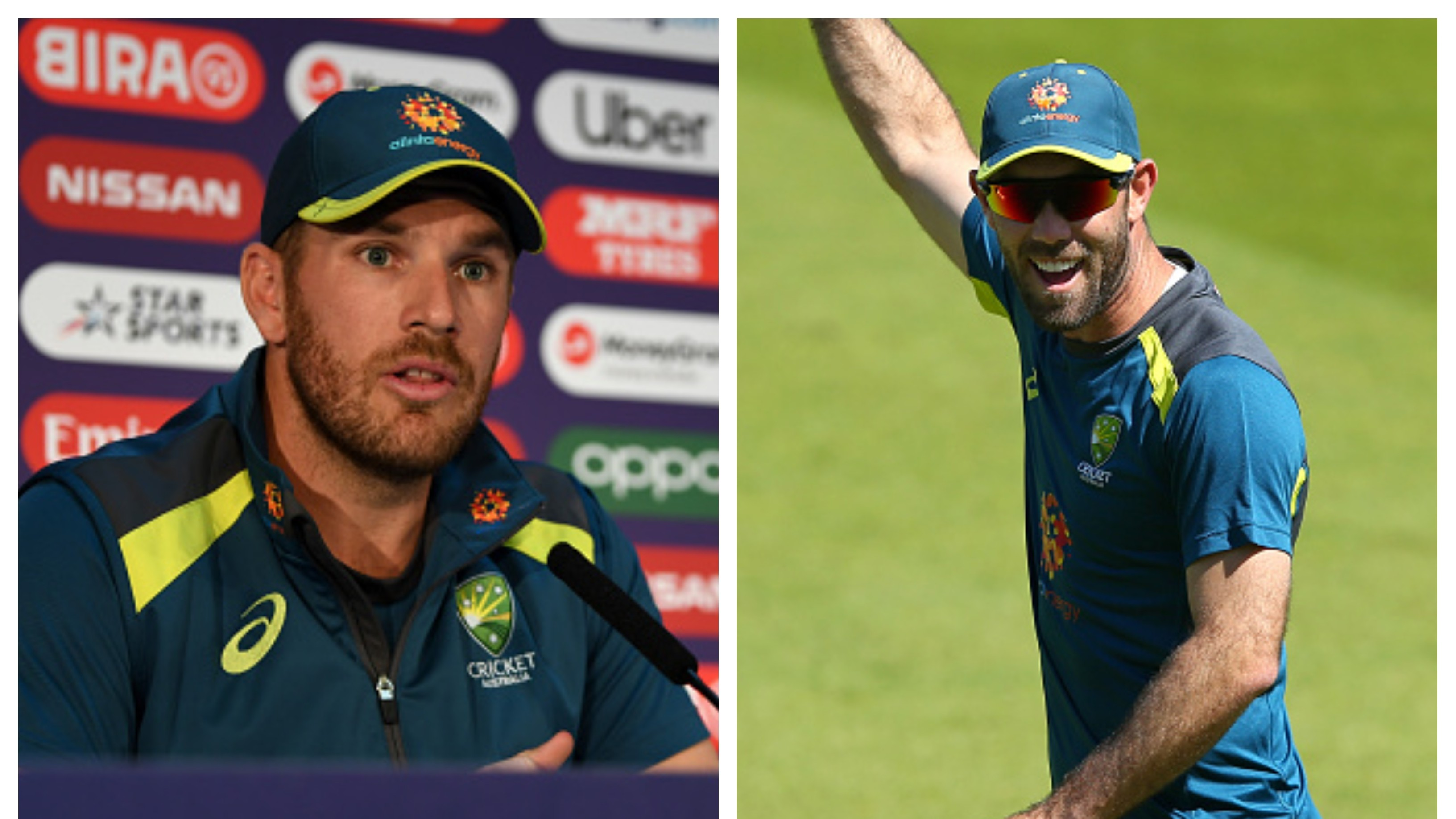 CWC 2019: Maxwell's absence from the nets doesn't mean he is dropped for the semi, says Finch