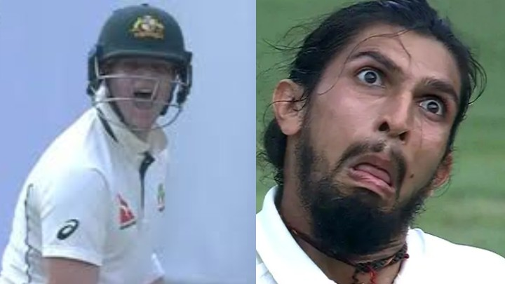 WATCH: Ishant Sharma reveals the plan behind mocking Steve Smith with weird face in 2017
