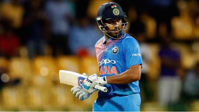 Nidahas Tri-Series 2018: Twitter slams Rohit Sharma for failing yet again