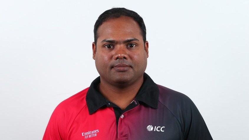 India's Nitin Menon included in ICC's Elite Umpires Panel for 2020-21