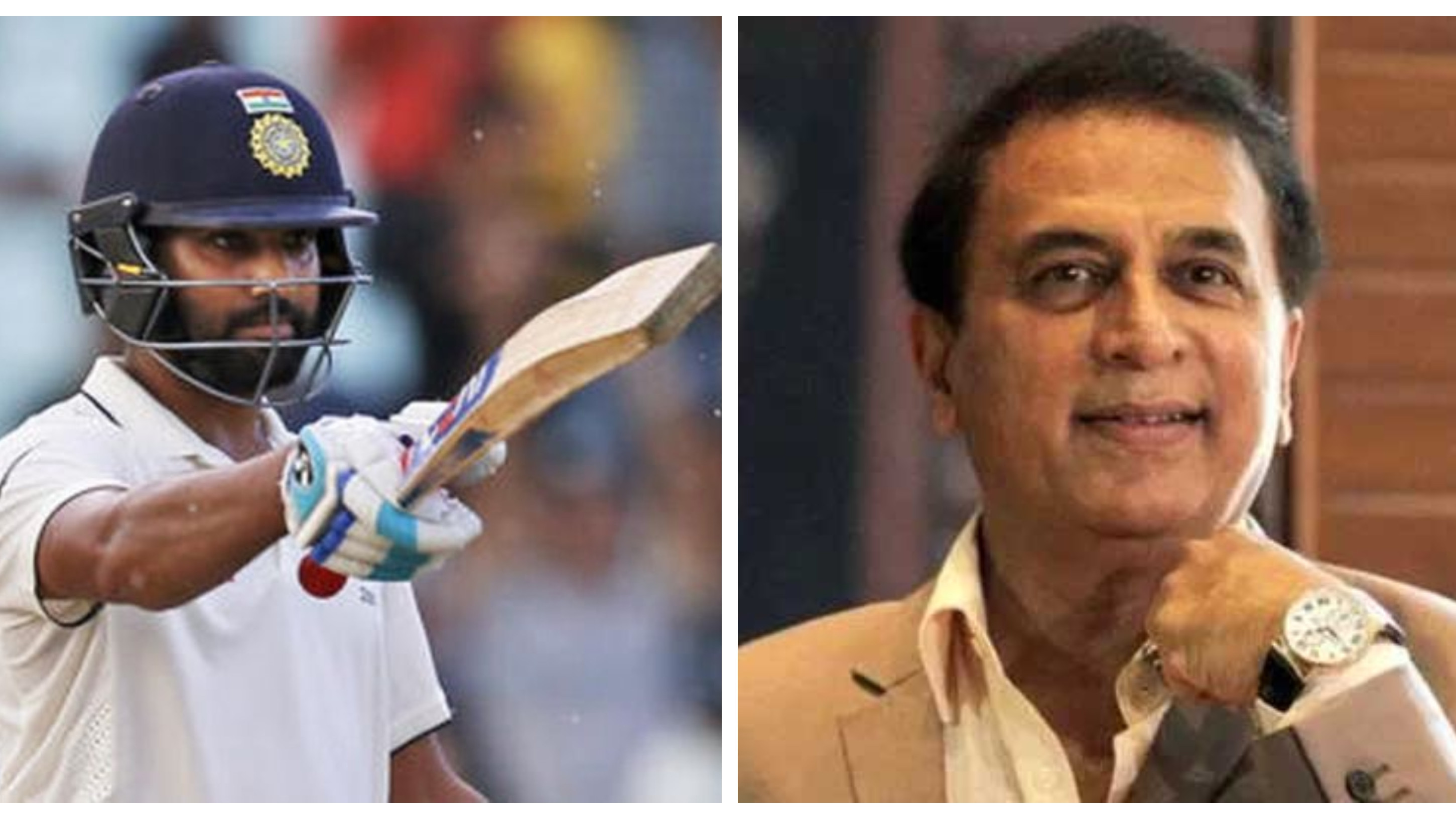 Rohit can be as destructive in Tests as Viv and Sehwag were, says Sunil Gavaskar