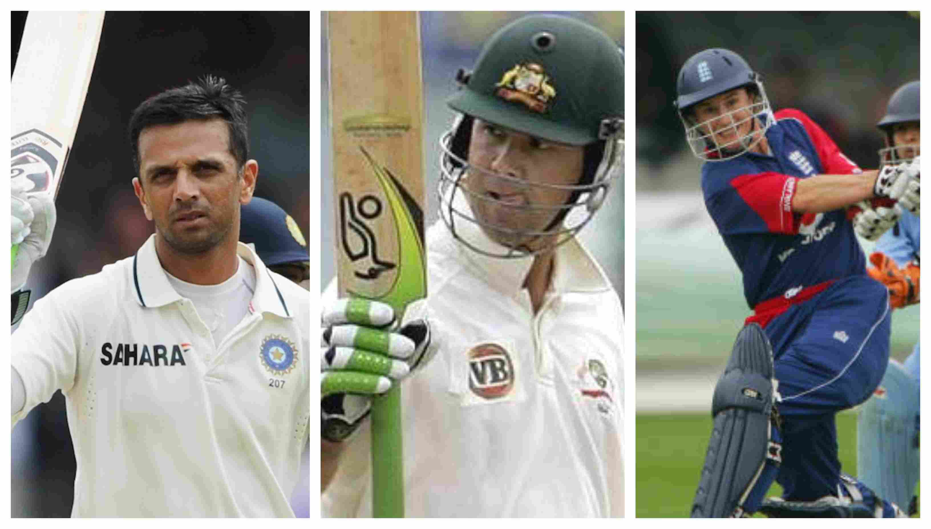 Rahul Dravid, Ricky Ponting and Claire Taylor are the 2018 ICC 'Hall of Famers'