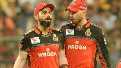 IPL 2020: Virat Kohli and AB de Villiers surprised over RCB's movement on social media
