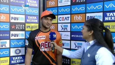 IPL 2018: Key is to take the momentum till the end, says Shakib Al Hasan
