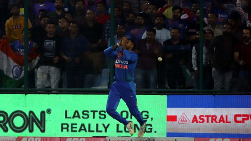 Krunal Pandya's drop catch gave Mushfiqur a live and he took Bangladesh to the win | AFP