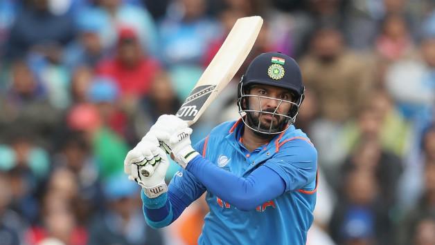 Yuvraj Singh scored a fifty for Punjab