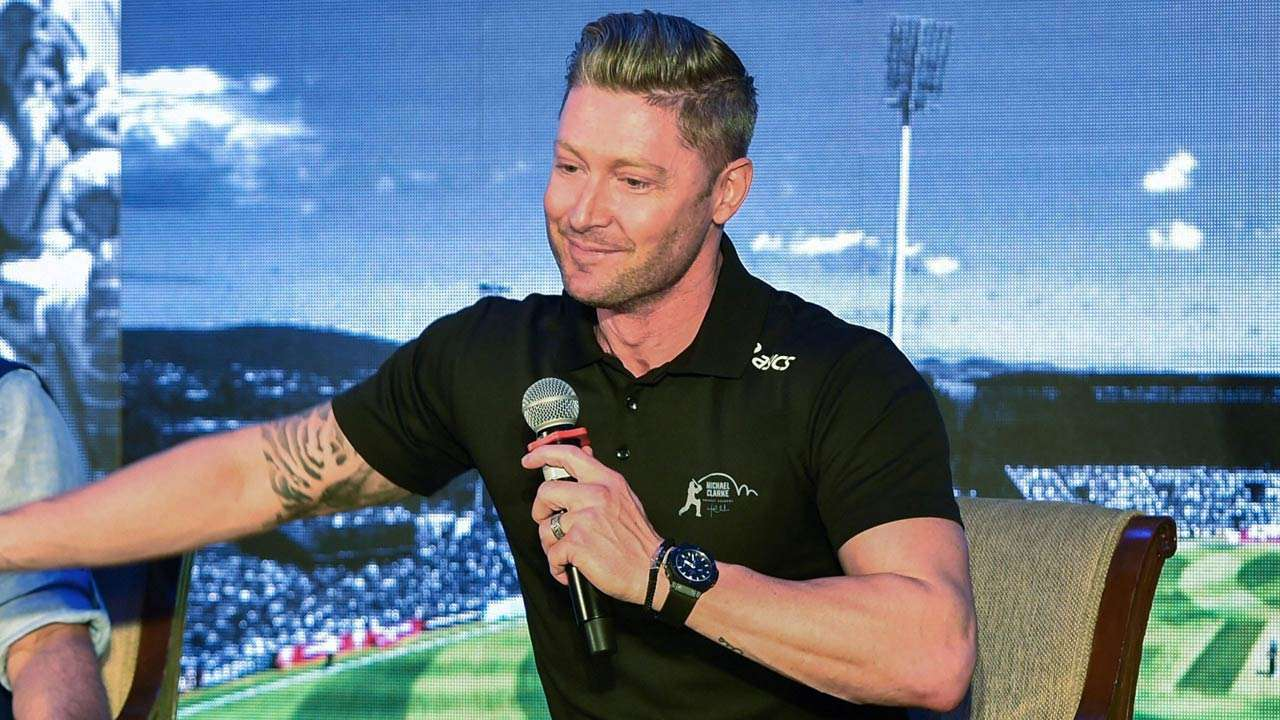 At the moment, Australia is under pressure with ball-tampering saga: Michael Clarke