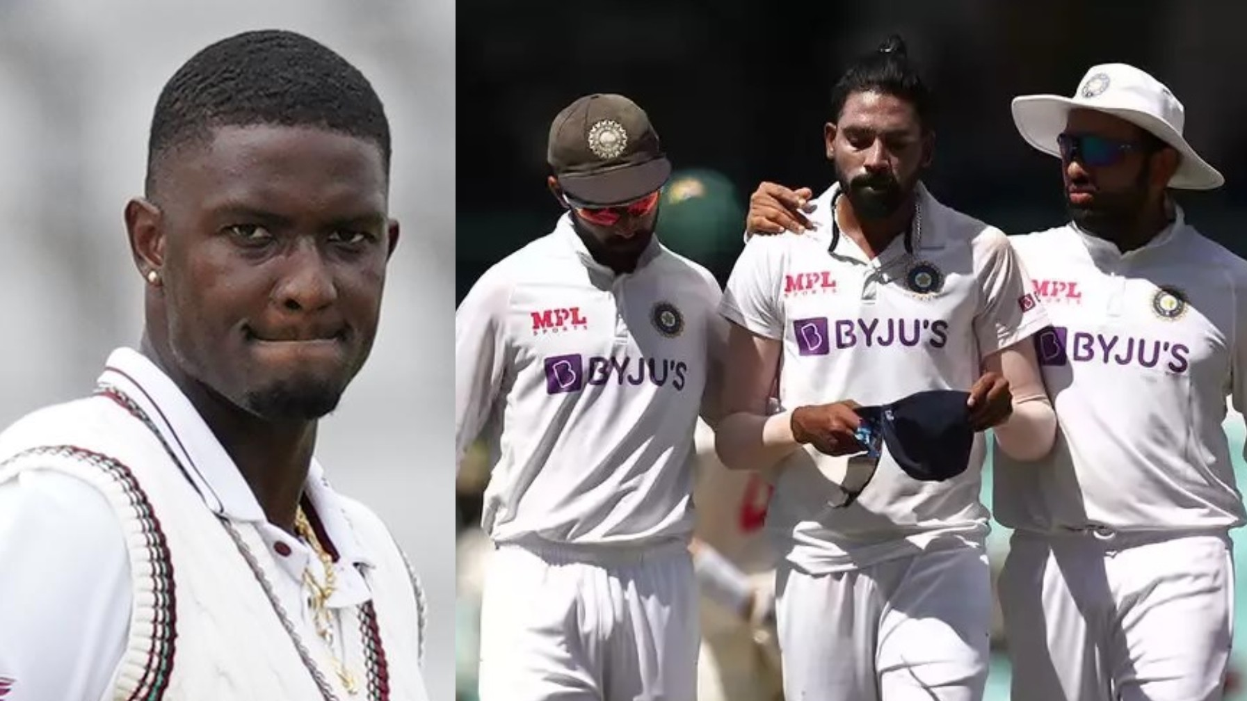 """AUS v IND 2020-21: """"Racism can't be tolerated; hoping for strict action by CA,"""" tweets Jason Holder"""