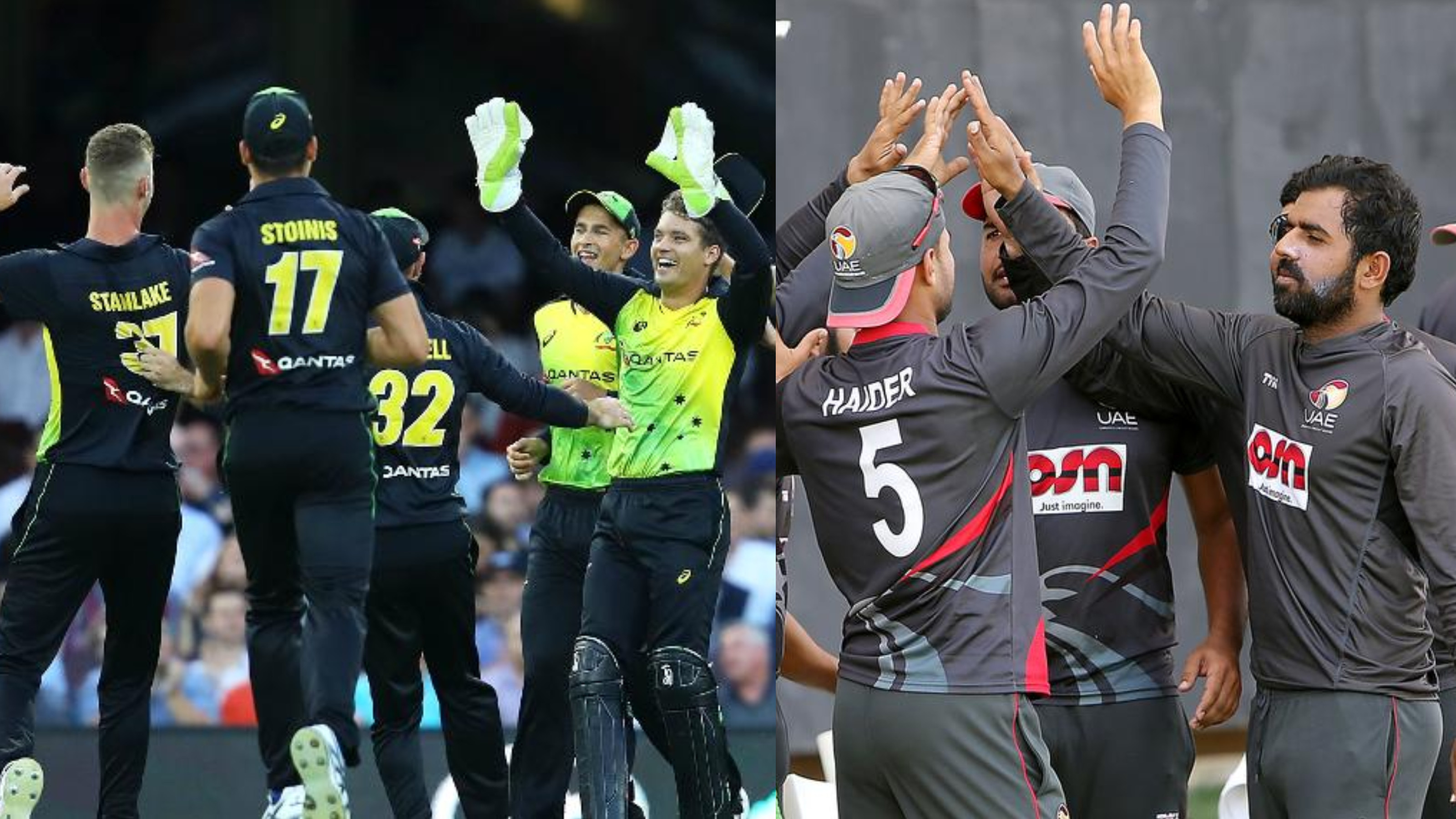 UAE to play Australia in the one-off T20I, confirms Emirates Cricket Board