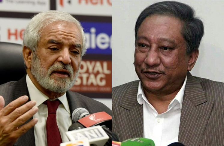 Mani and Hasan | AFP