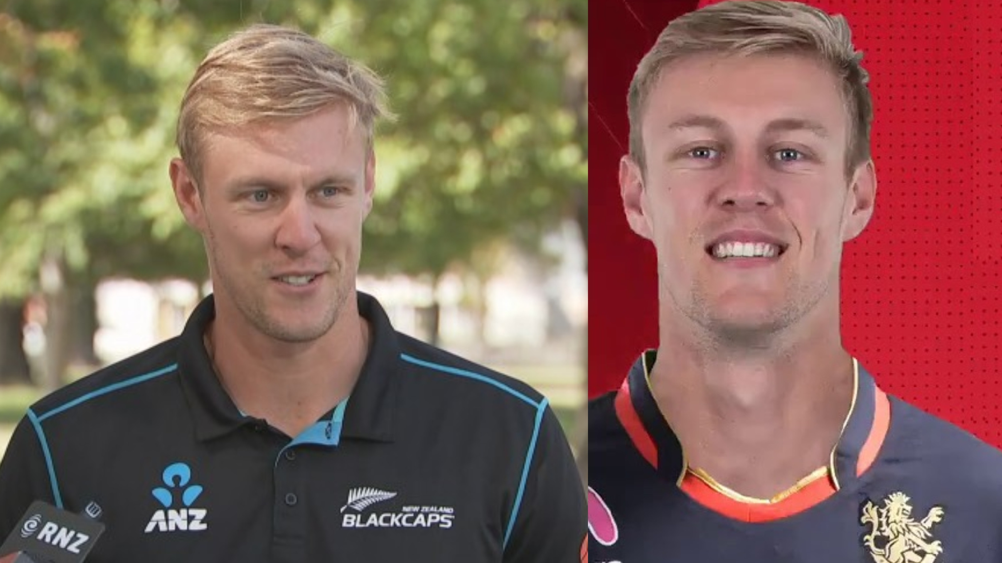 IPL 2021: Kyle Jamieson shares his surreal experience of securing a jaw-dropping deal with RCB
