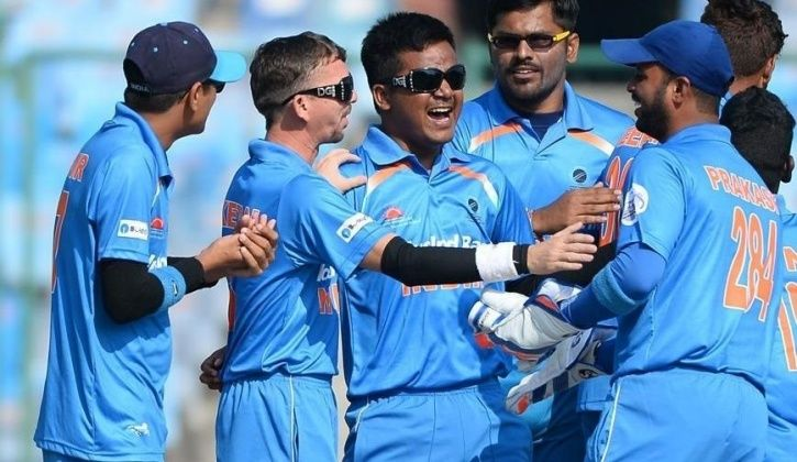 CABI Secretary wants Virat Kohli and company to play a blindfold match against India's visually impaired team