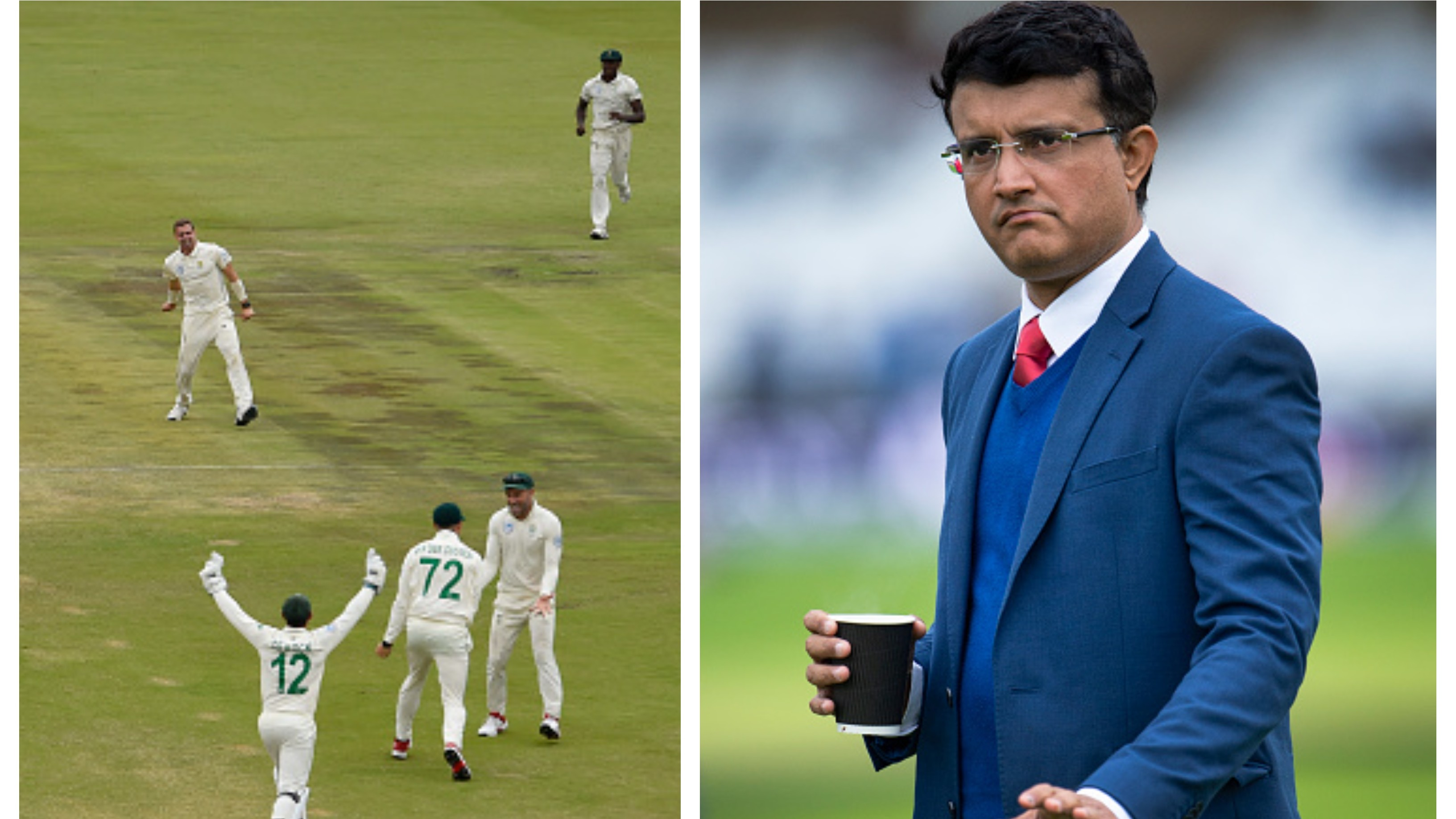 Too early to comment on proposal to mandate four-day Test: Ganguly