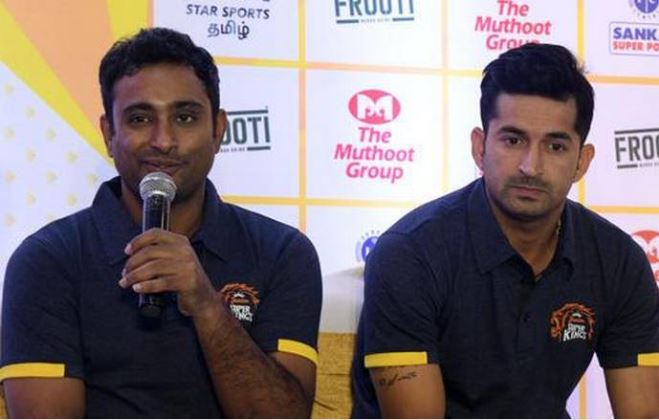 Rayudu and Mohit are both excited to play for CSK under MS Dhoni again | Twitter