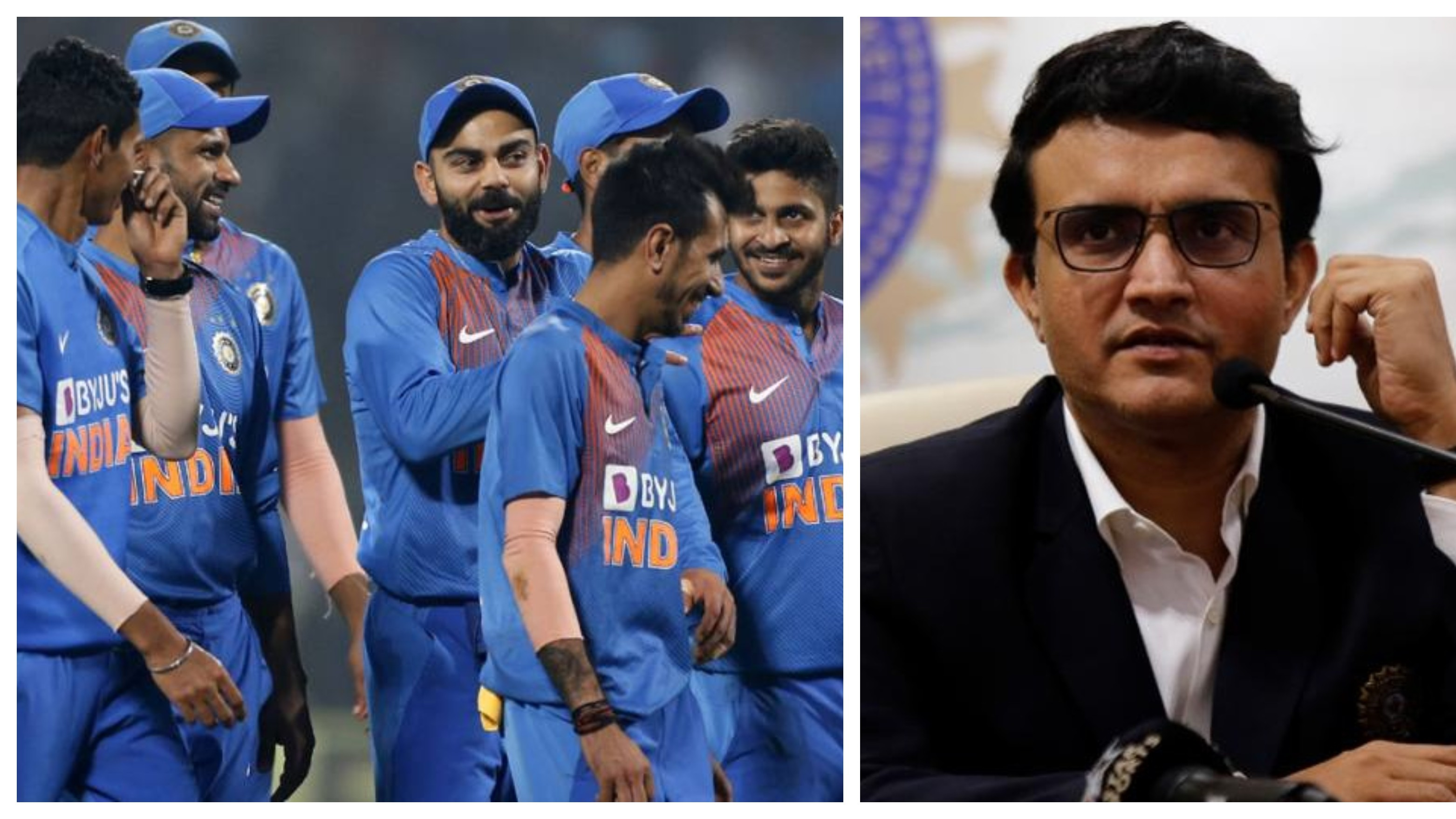 No training camp for Team India before August: BCCI chief Sourav Ganguly