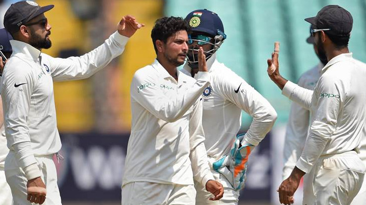 IND v WI 2018: Kuldeep Yadav went back to drawing board to sort out technical issues after Lord's failure